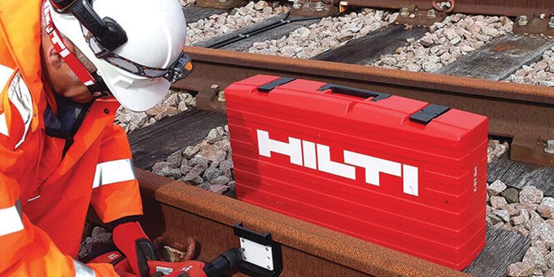 Time-saving rail tech