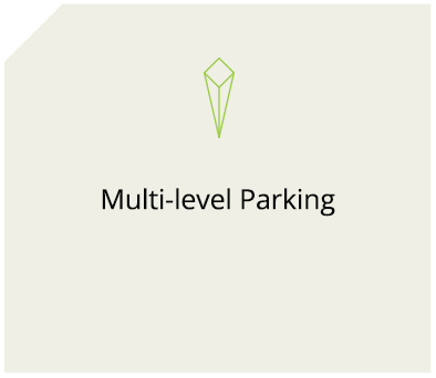 Multi level parking